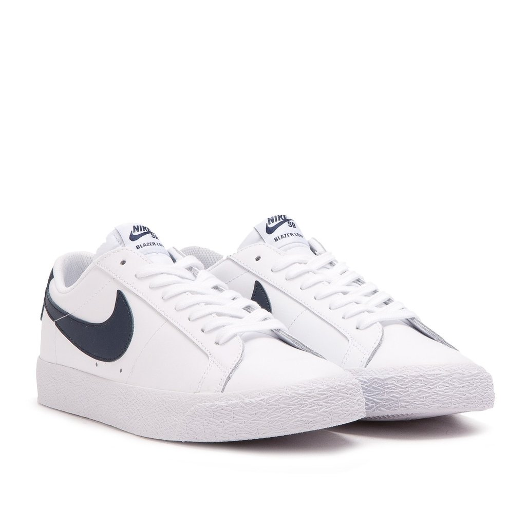 534080c12 ZAPATILLAS NIKE SB BLAZER LOW BLANCAS - Faction