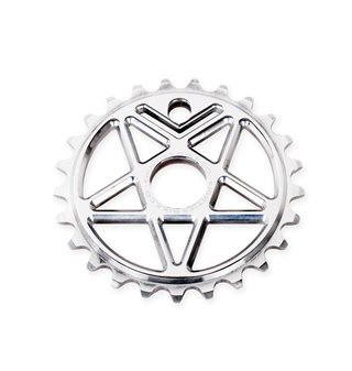 EIGHTIES PENTAGRAM SPROCKET