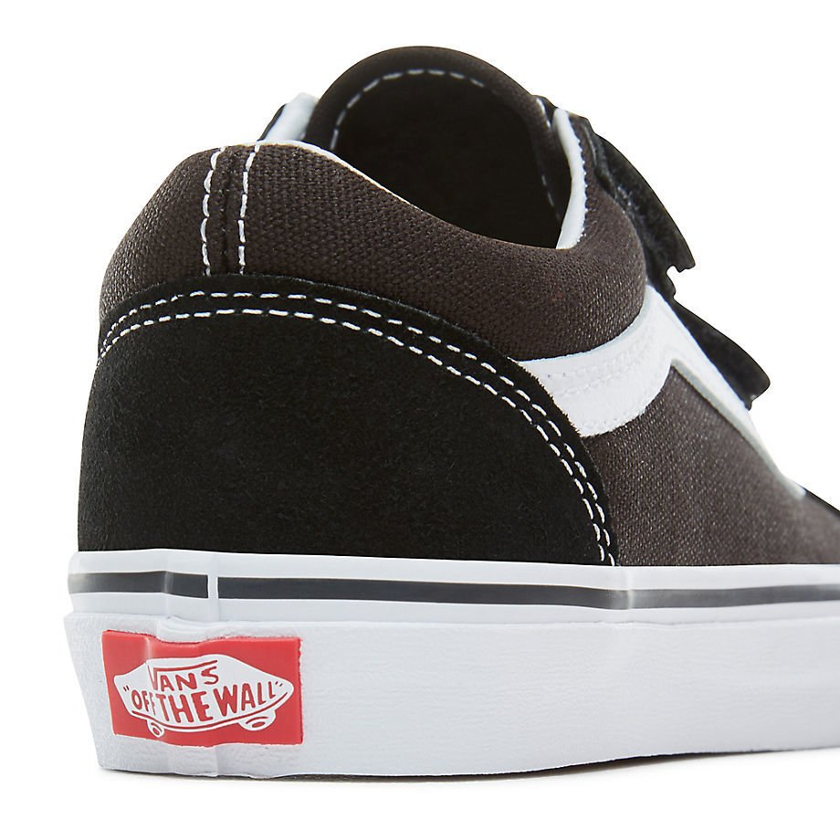 zapatillas vans old skool negras