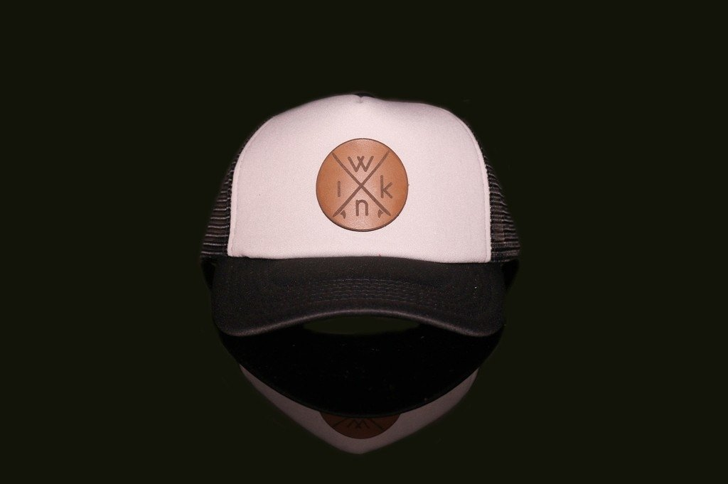 Trucker Curva - Black&Grey