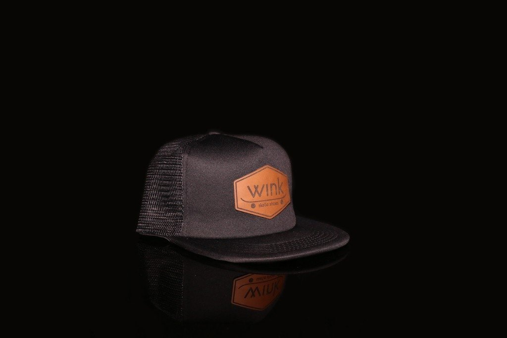 Trucker Full Black