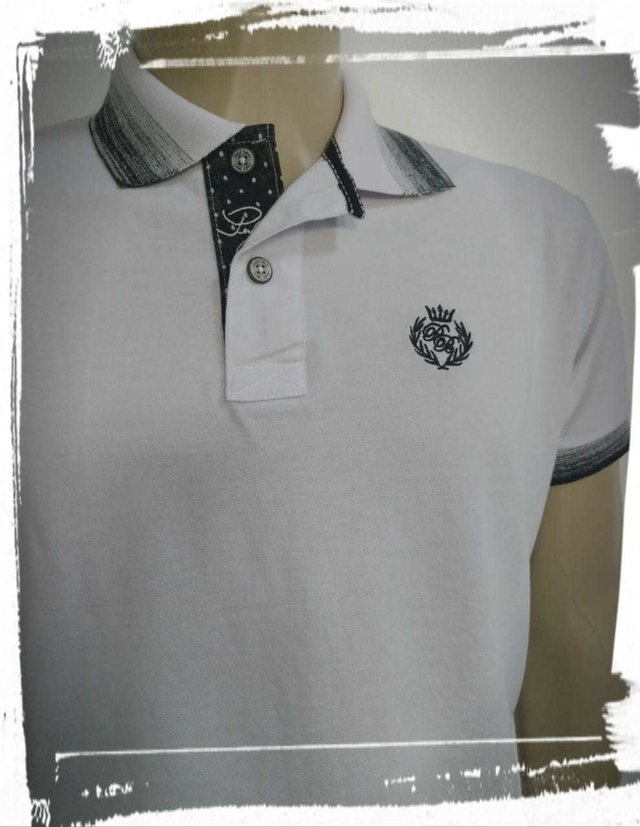 Camisa Polo Masculina M - comprar online