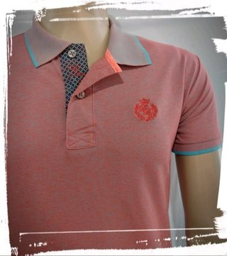 Camisa Polo Masculina 3D M - comprar online