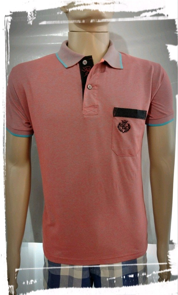 Camisa Polo Masculina 3D G