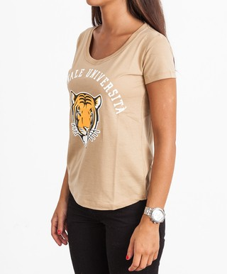 Remera Piu TIGRE Marron en internet