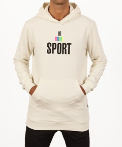 Buzo James IO SONO SPORT Natural - comprar online