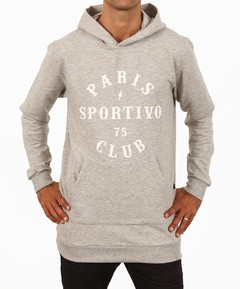 Buzo James PARIS SPORTIVO 75 Gris Melange en internet