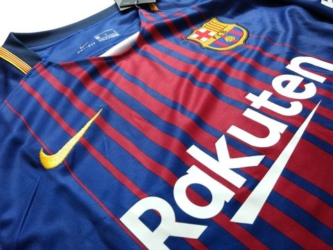 Camiseta FC Barcelona Local YERRY MINA Entrega inmediata - online store
