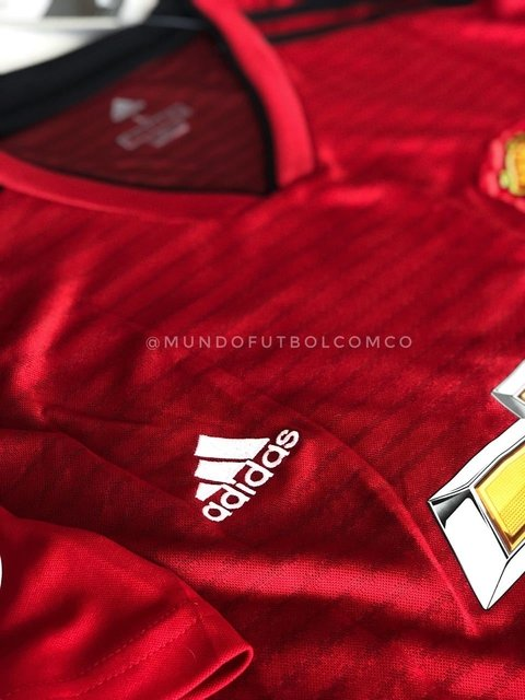 Camiseta Manchester United 18/19 Local PRE-ORDEN - tienda online