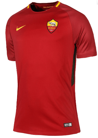 Camiseta AS Roma 17/18 Local PRE-ORDEN