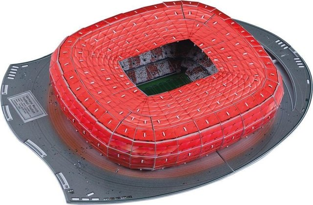 Estadio Rompecabezas 3D Allianz Arena (Entrega solo en Colombia) - buy online