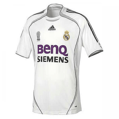 Camiseta Real Madrid 06-07 Local PRE-ORDEN