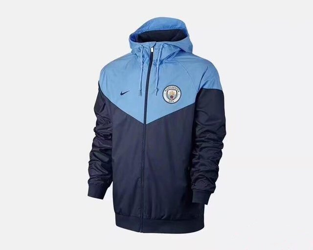 Chaqueta Rompevientos Man. City 17/18 PRE-ORDEN on internet