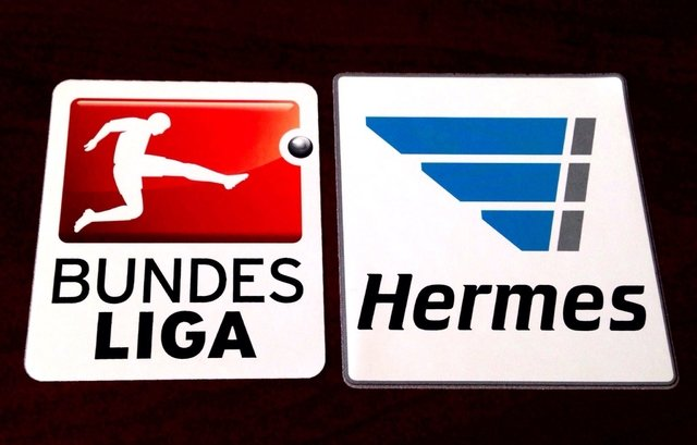 Parches Bundesliga + Hermes