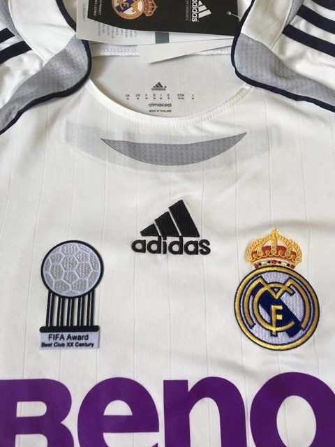Camiseta Real Madrid 06-07 Local PRE-ORDEN en internet