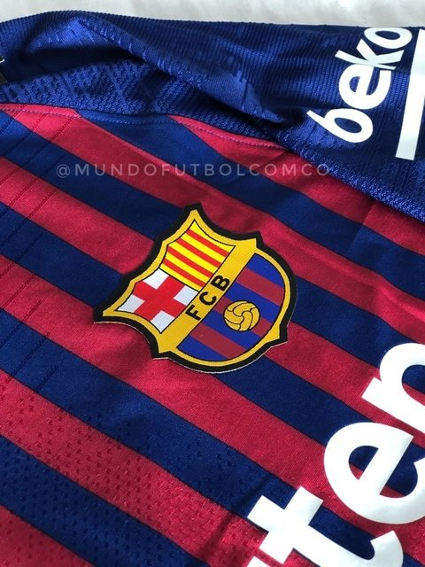 Imagen de Camiseta FC Barcelona 18/19 Local PLAYER VAPOR PRE-ORDEN