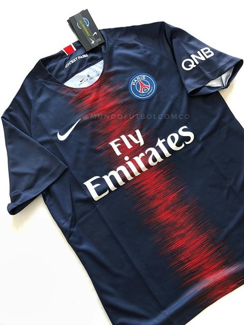 Camiseta PSG 18/19 Local Entrega Inmediata en internet