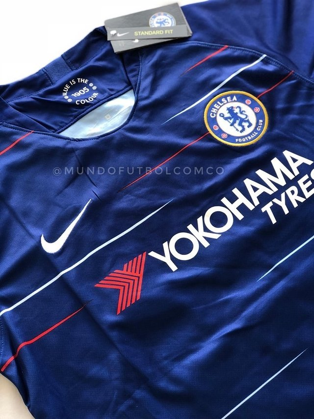 Camiseta Chelsea Local 18/19 PRE-ORDEN en internet