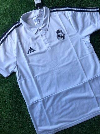 49d8aeced3212 Camiseta POLO 2018 Real Madrid Entrega Inmediata