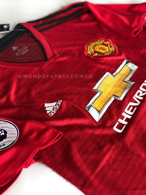 Camiseta Manchester United 18/19 Local PRE-ORDEN