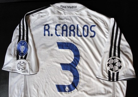 Camiseta Real Madrid 06-07 Local PRE-ORDEN - tienda online