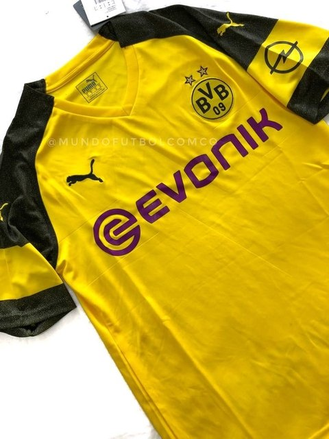 Camiseta Borussia Dortmund 18/19 Local PRE-ORDEN - buy online