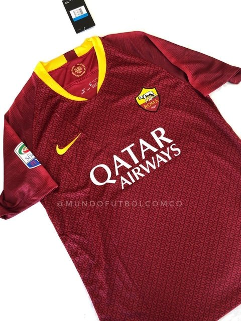 Camiseta AS ROMA 18/19 Local PRE-ORDEN - comprar online