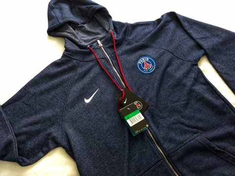 Chaqueta PSG 17/18 Gris PRE-ORDEN on internet