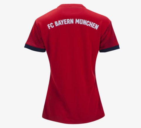 Camiseta MUJER Bayern Munchen 18/19 Local PRE-ORDEN on internet