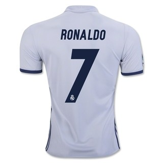 Camiseta Real Madrid 16/17 Climacool RONALDO