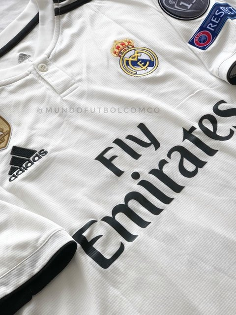 Image of Camiseta Real Madrid 18/19 Local PRE-ORDEN