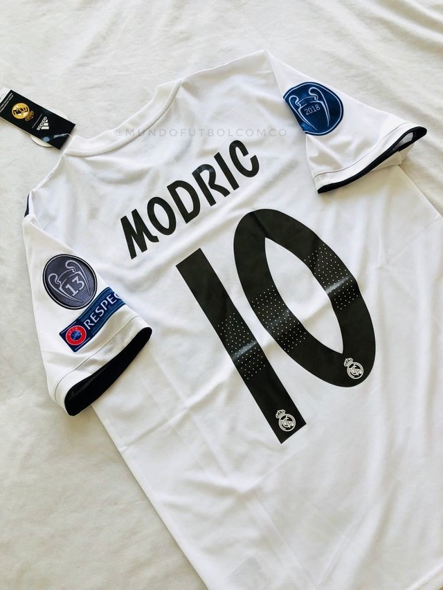 Camiseta Real Madrid 18/19 Local PRE-ORDEN - MundoFutbol