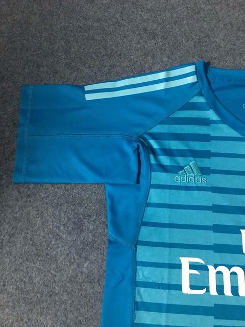 Image of Camiseta Portero Real Madrid 18/19 Azul PRE-ORDEN
