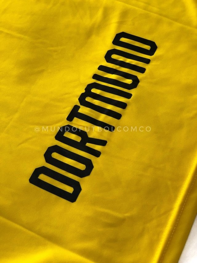Image of Camiseta Borussia Dortmund 18/19 Local PRE-ORDEN