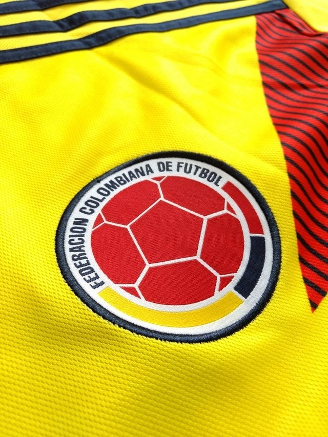 Camiseta Colombia 2018 Local PRE-ORDEN - MundoFutbol