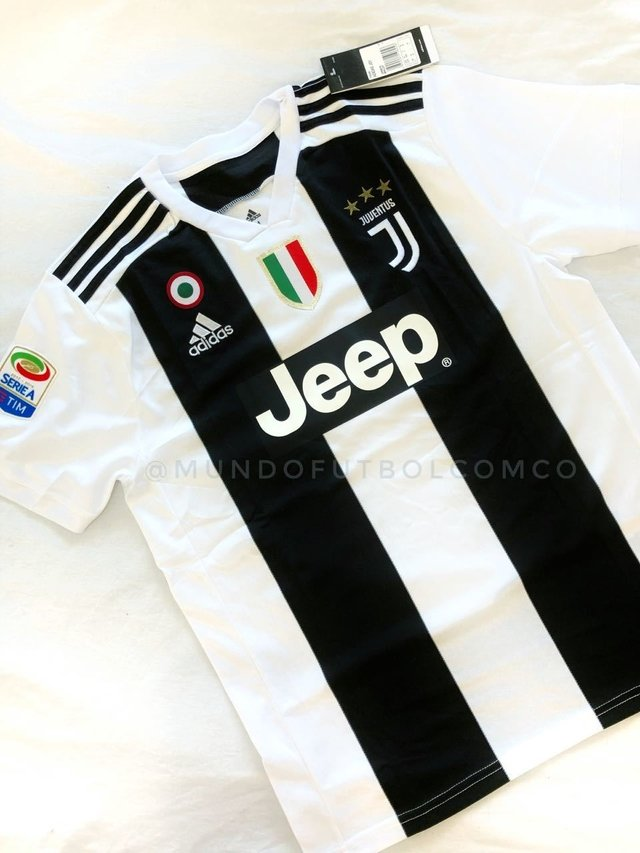 Camiseta Juventus 18/19 Local PRE-ORDEN - buy online
