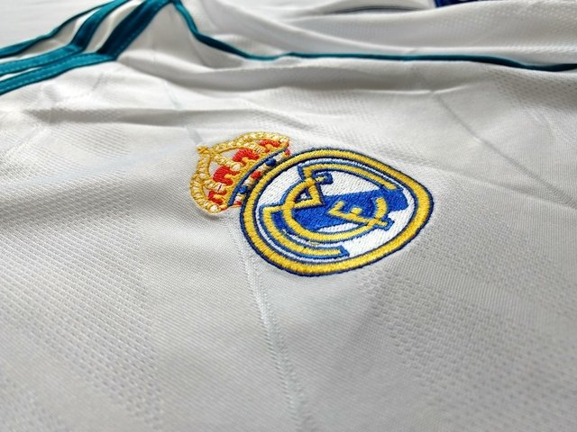 Camiseta Real Madrid 17/18 Local PRE-ORDEN - online store