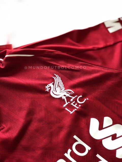 Camiseta Liverpool 18/19 Local Entrega Inmediata en internet