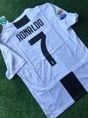 Camiseta Juventus 18/19 Local RONALDO ENTREGA INMEDIATA