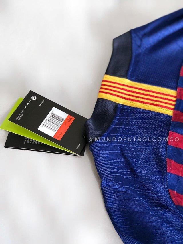 Camiseta FC Barcelona 18/19 Local PLAYER VAPOR PRE-ORDEN - tienda online