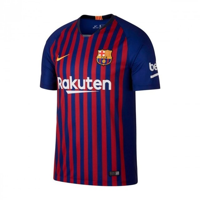 Camiseta FC Barcelona 18/19 Local ENTREGA INMEDIATA