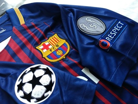 Parches Champions FC Barcelona - buy online