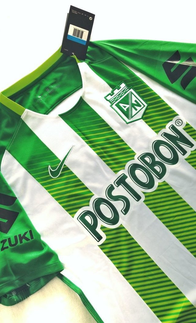 Atlético Nacional 2018 Local PRE-ORDEN - buy online