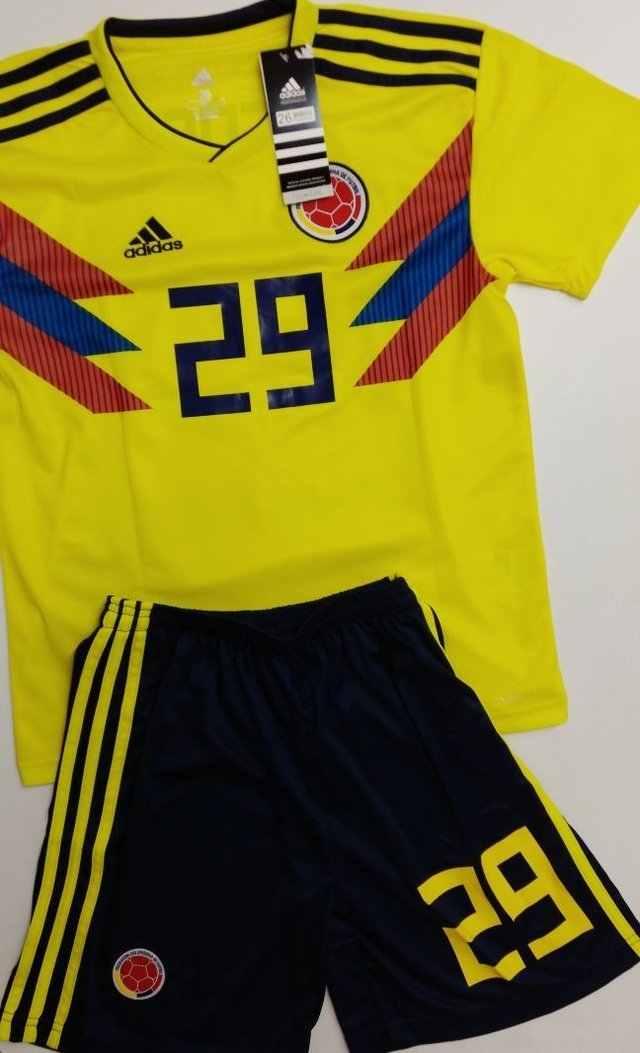 Camiseta Colombia 2018 Local NIÑOS  PRE-ORDEN - buy online