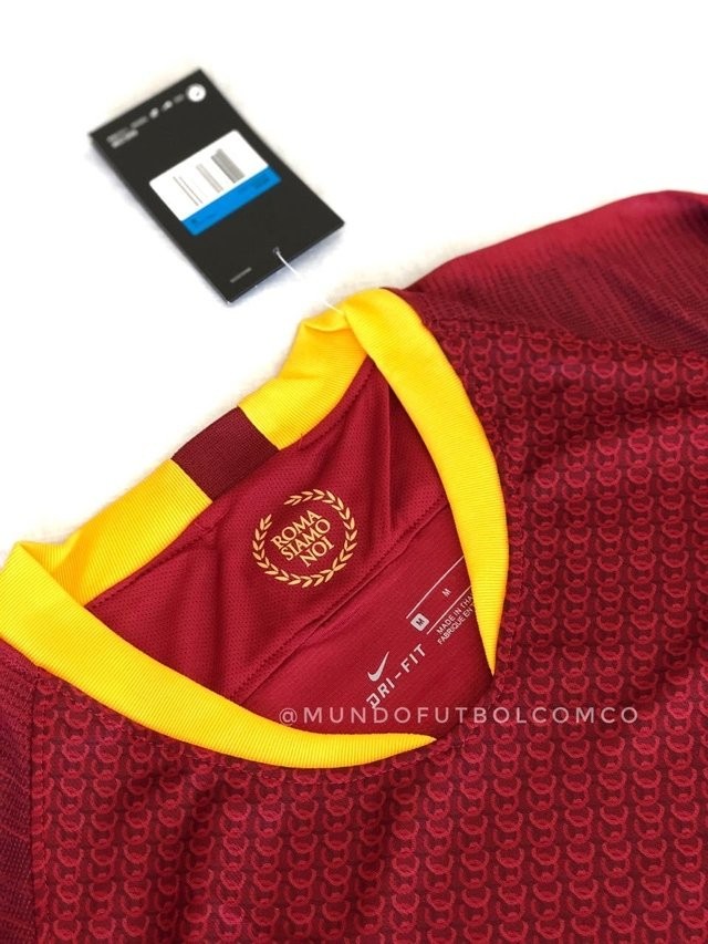 Camiseta AS ROMA 18/19 Local PRE-ORDEN - tienda online