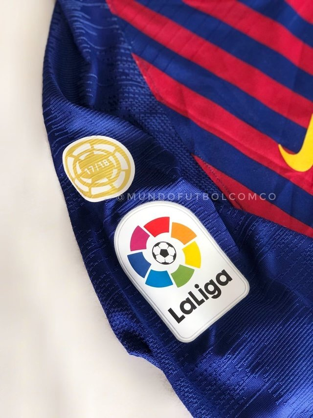 Camiseta FC Barcelona 18/19 Local PLAYER VAPOR PRE-ORDEN