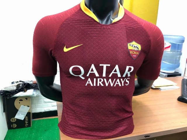 Camiseta AS Roma 18/19 Local PLAYER PRE-ORDEN on internet