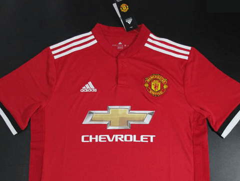 Camiseta Manchester United 17/18 Local PRE-ORDEN - buy online