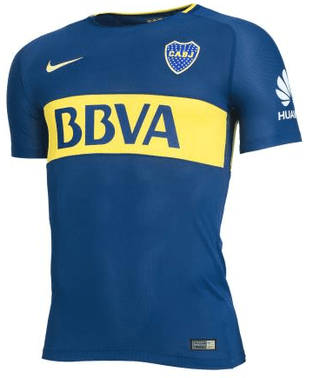 Camiseta Boca Juniors 17/18 Local PRE-ORDEN