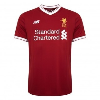 Camiseta Liverpool 17/18 Local PRE-ORDEN